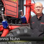 Real Agriculture interviewing Dennis Nuhn