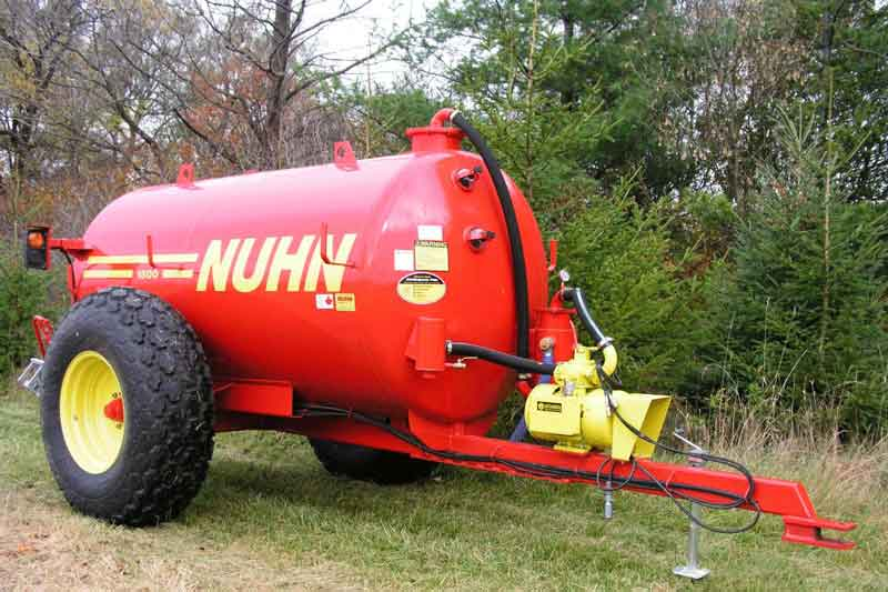 Nuhn Products - Campground Equipment