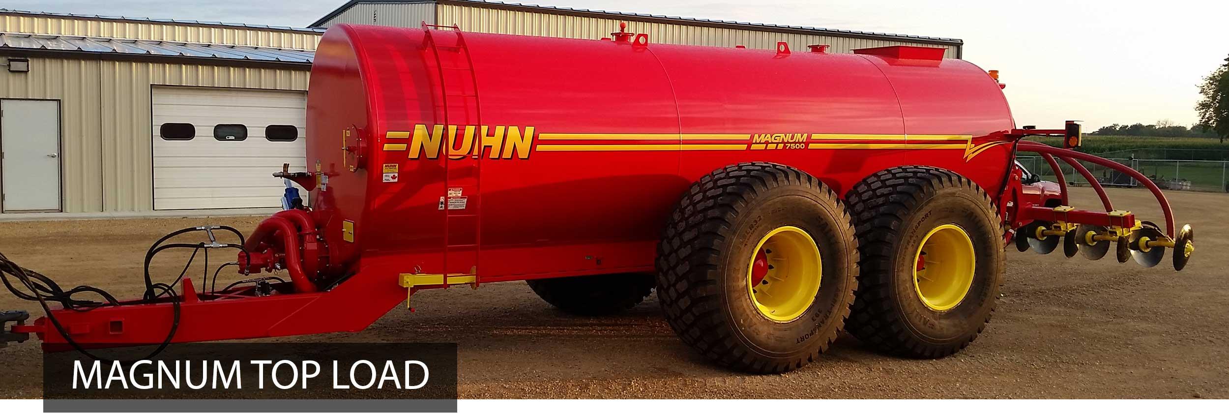 Magnum Top Load