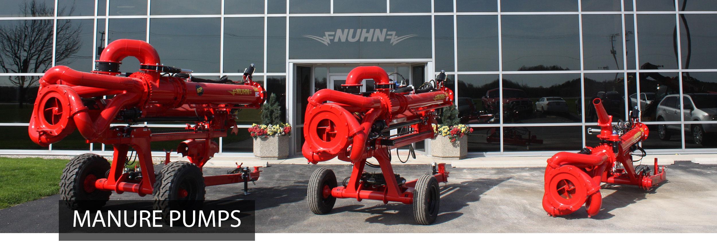 Manure Pumps