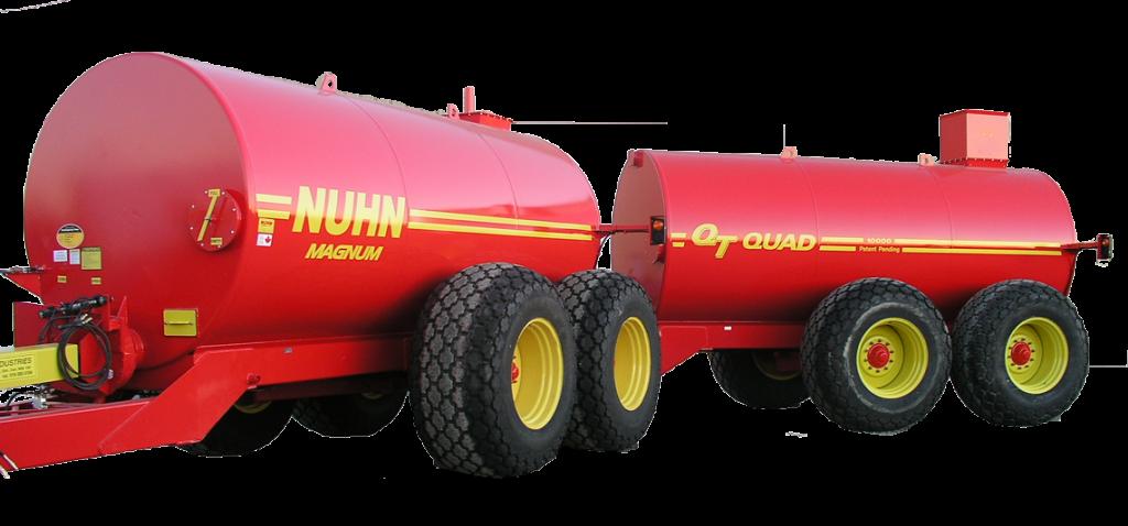 Magnum Quad Train
