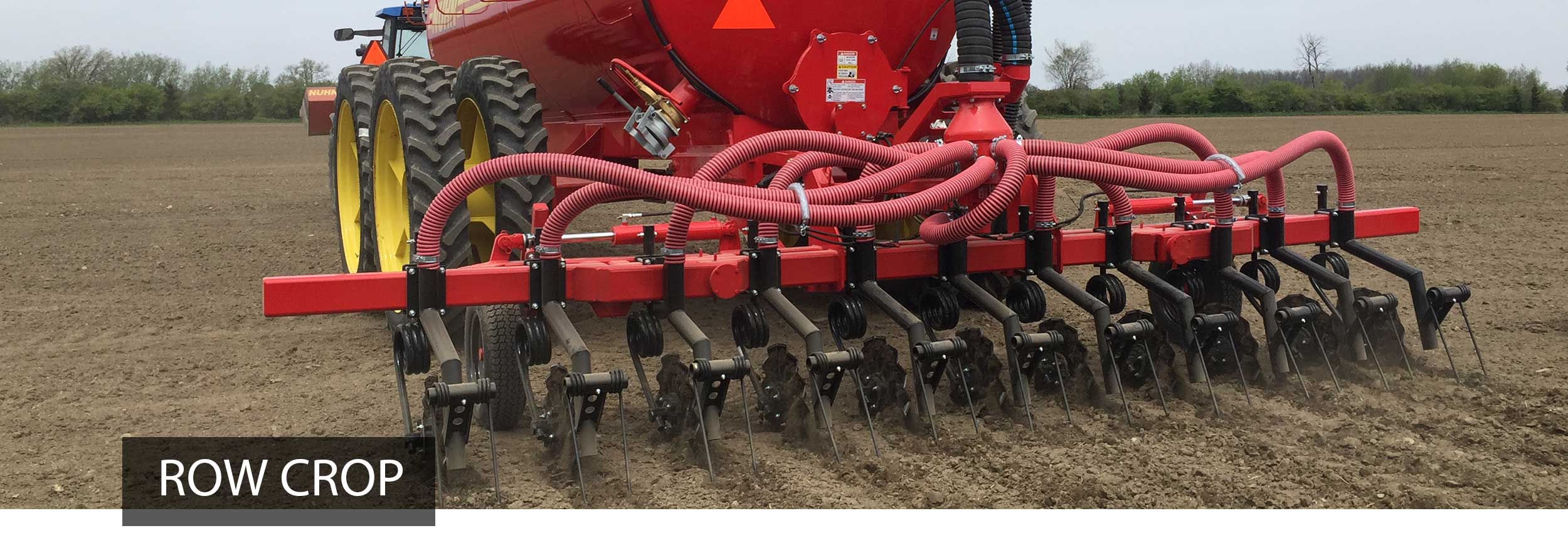 Row Crop Injector Nuhn Industries Ltd Liquid Manure