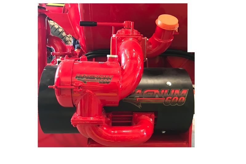 Magnum 600 Vacuum Pump