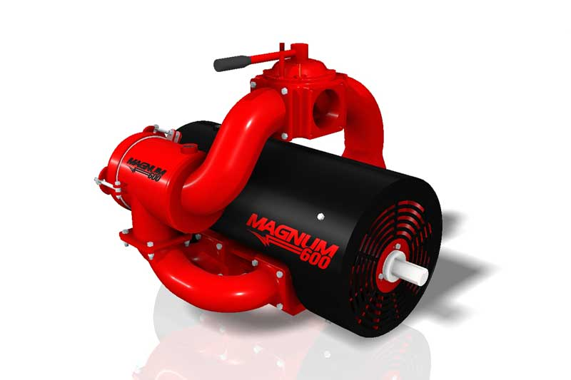 Nuhn Products - Vacuum Pump