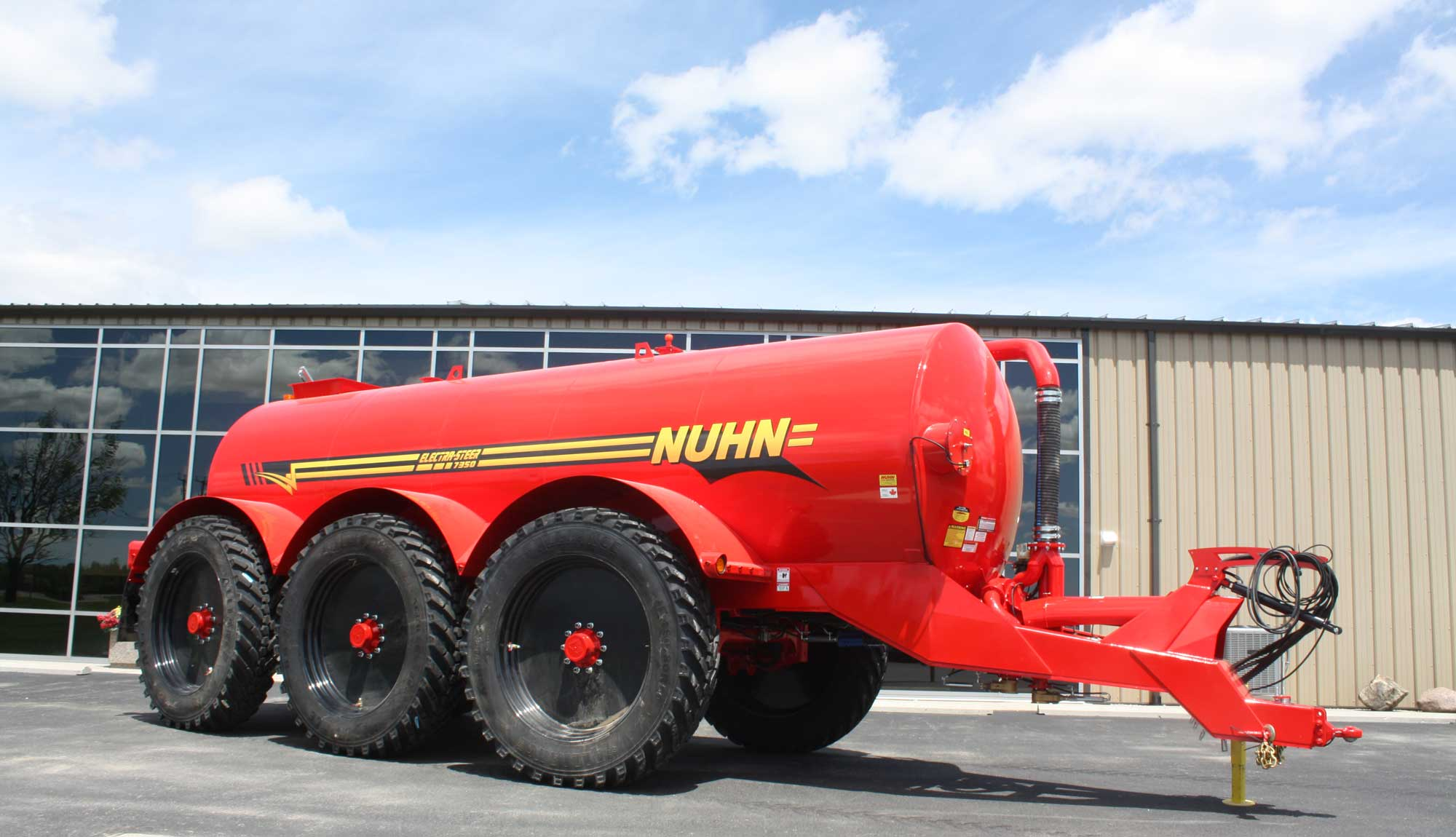 Row Crop Injector Nuhn Industries Ltd