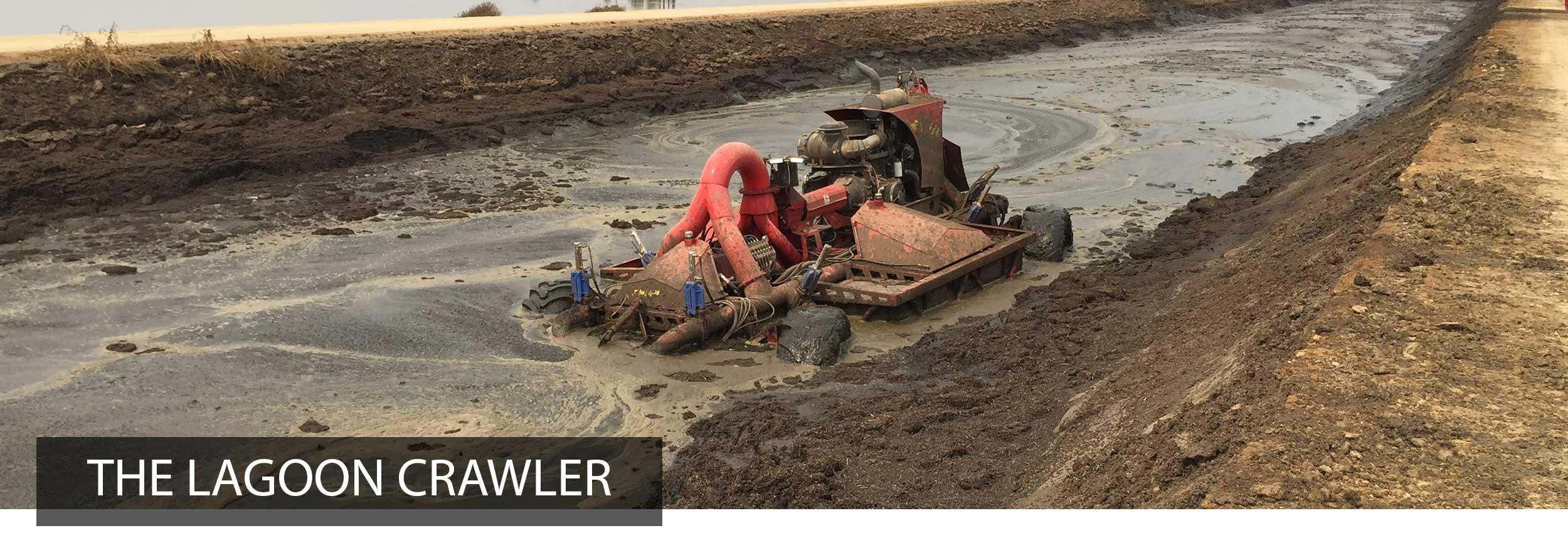 2018 Lagoon Crawler