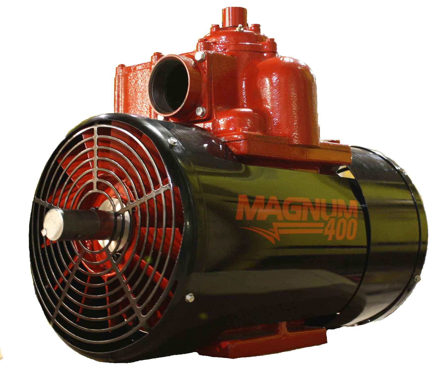 Magnum 400 Vacuum Pump by Nuhn Industries