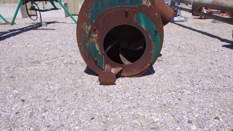 8' Husky Pit Pump 8