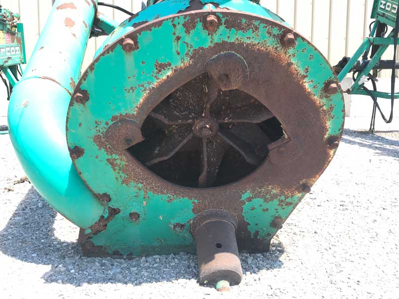 """10' Houle Pit Pump 6"""""""