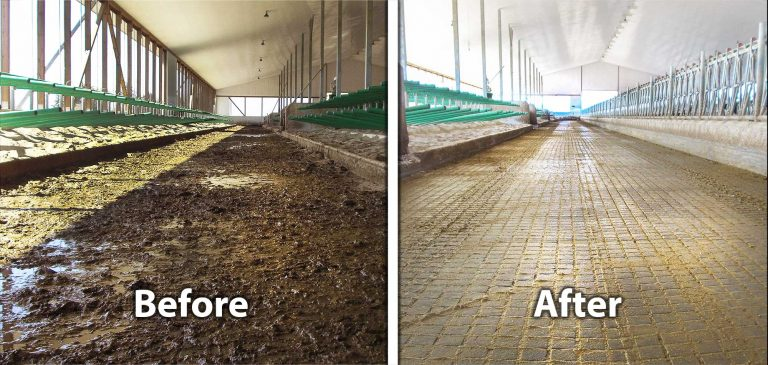 before-and-after Alley Vac